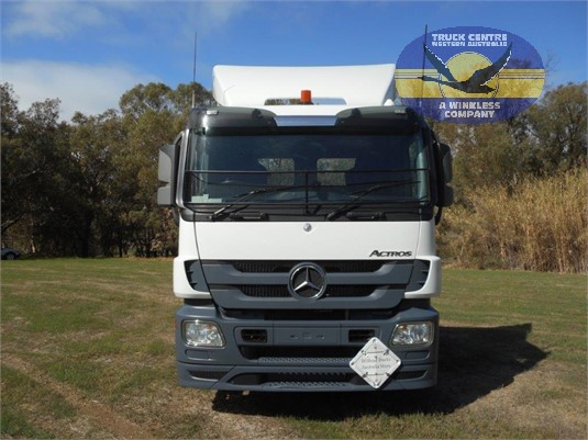 2012 Mercedes Benz Actros 2644 Truck Centre WA - Trucks for Sale