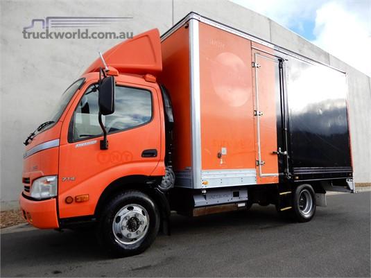2007 Hino 300 Series 616 - Trucks for Sale