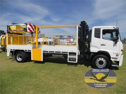 2018 UD PK16 250 Truck Centre WA - Trucks for Sale