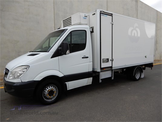 2013 Mercedes Benz Sprinter 516 - Trucks for Sale