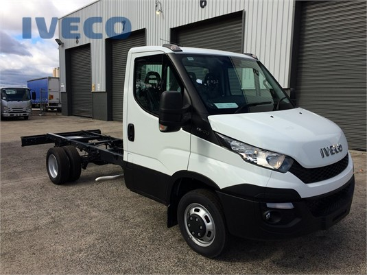 2017 Iveco Daily 45c17 Iveco Trucks Sales - Trucks for Sale