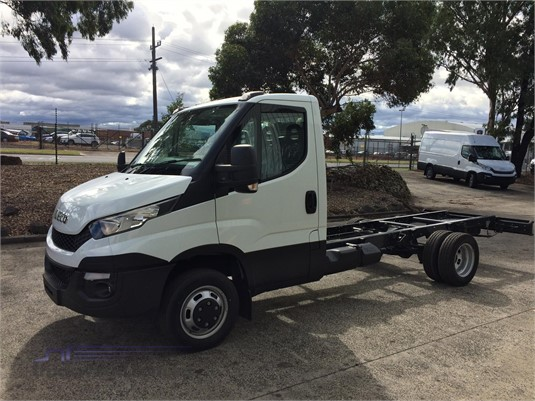 2017 Iveco Daily 45c17 Westar - Trucks for Sale