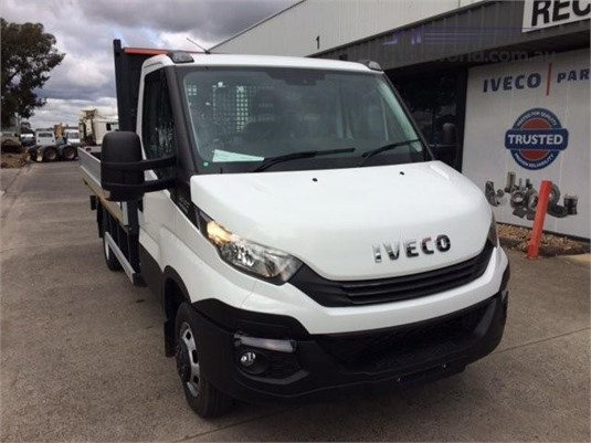 2017 Iveco Daily 50c17 - Trucks for Sale