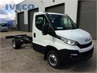 2017 Iveco Daily 45c17 Cab Chassis