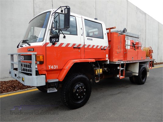 1990 Isuzu FTS 700 Trucks for Sale