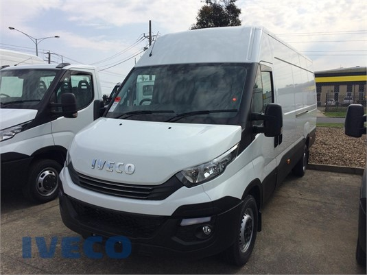 2017 Iveco Daily 35s17 16m3 Iveco Trucks Sales - Light Commercial for Sale