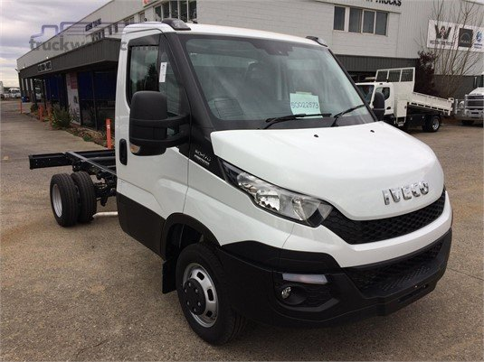 2017 Iveco Daily 50c17a8v Westar - Trucks for Sale