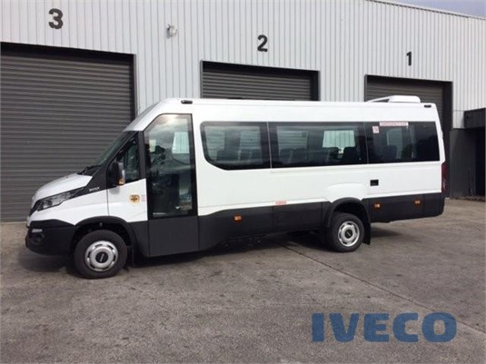 2018 Iveco Daily Shuttle Iveco Trucks Sales - Buses for Sale
