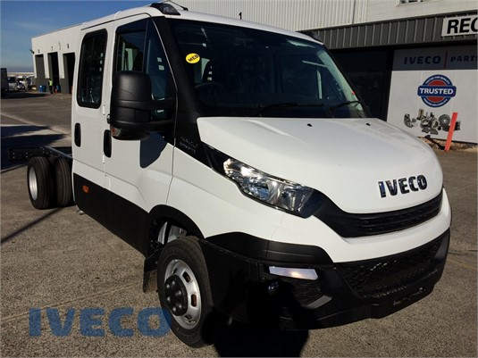 2018 Iveco Daily 50c21a8D/P Iveco Trucks Sales - Trucks for Sale