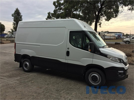 2018 Iveco Daily 35s17a8v 10.8m3 Iveco Trucks Sales - Light Commercial for Sale