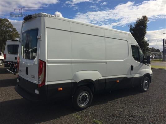 2018 Iveco Daily 35s17a8v - Truckworld.com.au - Light Commercial for Sale