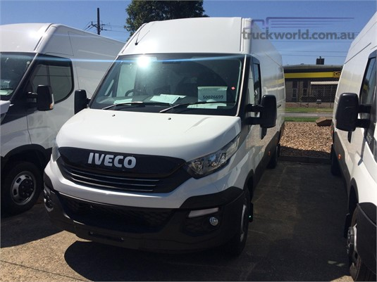 2018 Iveco Daily 35s17 16m3 Light Commercial for Sale
