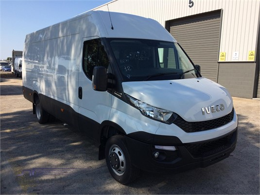 2018 Iveco Daily 50c17/18 16m3 Westar - Light Commercial for Sale
