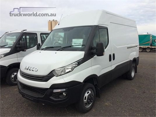 2018 Iveco Daily 50c17 12m3 Westar - Light Commercial for Sale