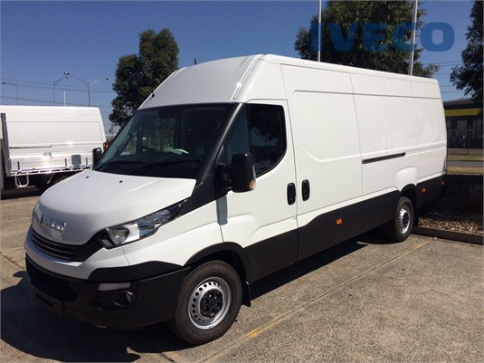 2019 Iveco Daily 35S13 16m3 Iveco Trucks Sales - Light Commercial for Sale
