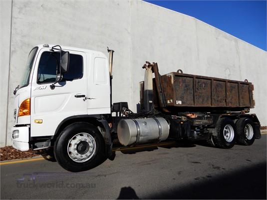 2006 Hino RANGER PRO 14 Trucks for Sale