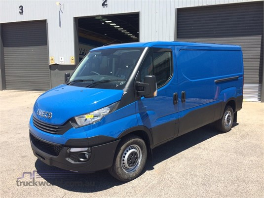 2019 Iveco Daily 35s17a8v Light Commercial for Sale