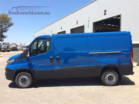 2019 Iveco Daily 35s17a8v - Truckworld.com.au - Light Commercial for Sale