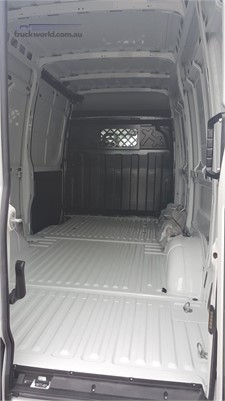 2019 Iveco Daily 35S13 16m3 - Truckworld.com.au - Light Commercial for Sale