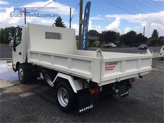 2018 Hino 300 Series 616 Auto Tipper West Orange Motors - Trucks for Sale