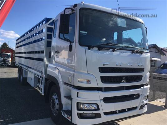 2018 Fuso FV54 West Orange Motors - Trucks for Sale