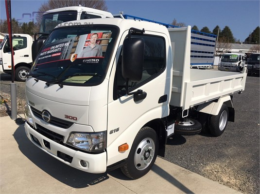 2018 Hino 300 Series 616 West Orange Motors - Trucks for Sale