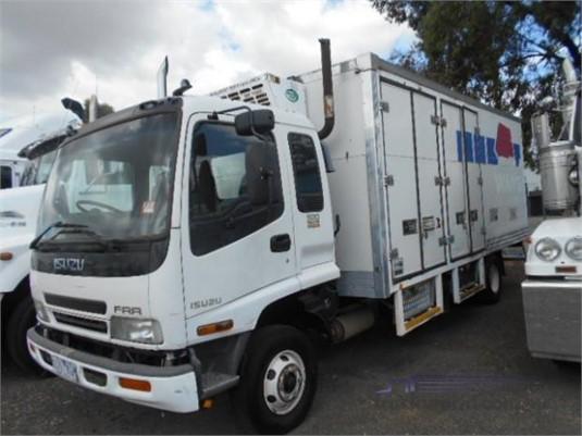 2006 Isuzu FRR 500 Westar - Trucks for Sale