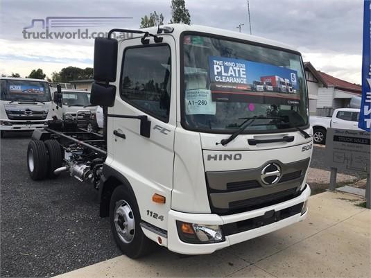 2018 Hino 500 Series 1124 FC West Orange Motors - Trucks for Sale