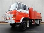 Hino FT 4x4 4x4|Water Truck