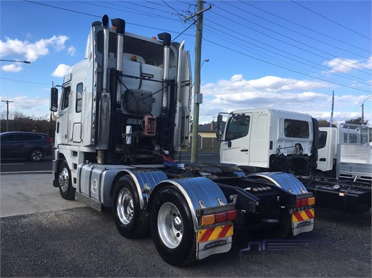 2009 Freightliner Argosy West Orange Motors - Trucks for Sale