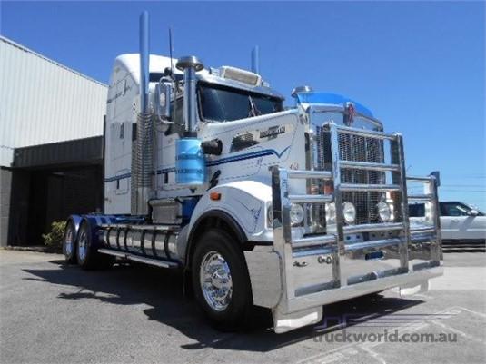 2012 Kenworth T909 Westar - Trucks for Sale