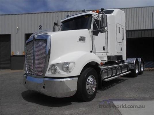 2011 Kenworth T609 Westar - Trucks for Sale