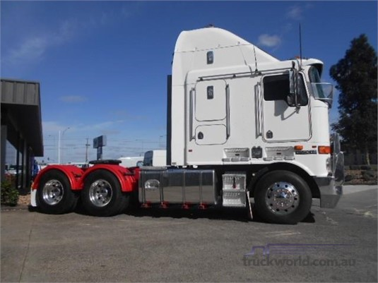 2008 Kenworth K108 - Trucks for Sale