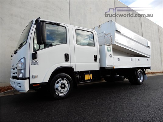 2012 Isuzu NPR Trucks for Sale