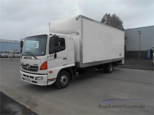 2014 Hino 500 Series 1124 FD Westar - Trucks for Sale
