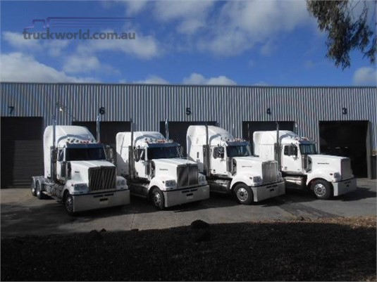 2014 Western Star 4964FX Westar - Trucks for Sale