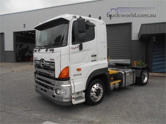 2013 Hino 700 Series 2045 SH Trucks for Sale