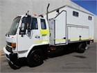 Isuzu FSR 450 4x2|Service Vehicle