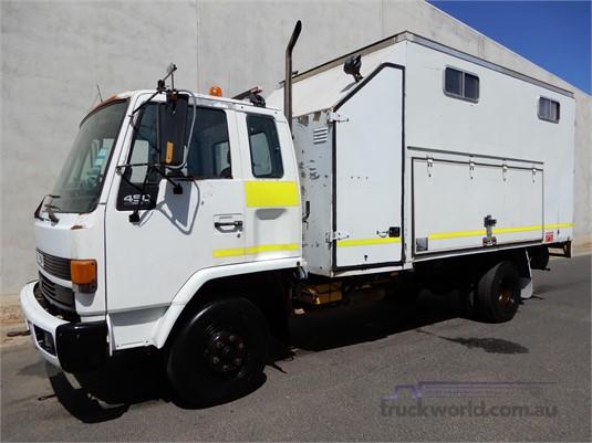 1992 Isuzu FSR 450 Trucks for Sale