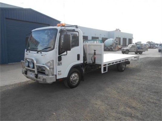 2012 Isuzu NPR 400 - Trucks for Sale