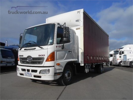 2010 Hino other Westar - Trucks for Sale