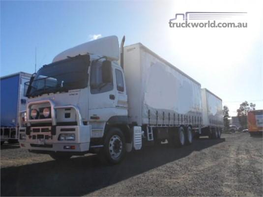2011 Isuzu Giga CXY Westar - Trucks for Sale