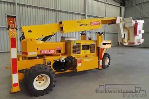 2006 Niftylift SP84ST - Heavy Machinery for Sale