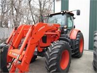 Tractors - 100 HP to 174 HP 2016 KUBOTA M7-171 40