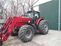 Tractors - 175 HP to 299 HP 2008 MASSEY-FERGUSON 6