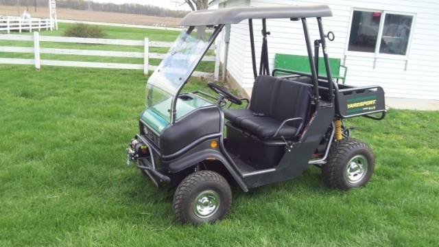 Yard Sport YS200,4x2, | Boone Marketing INC