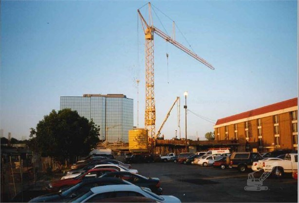 LIEBHERR Tower Cranes For Sale - 62 Listings | CraneTrader