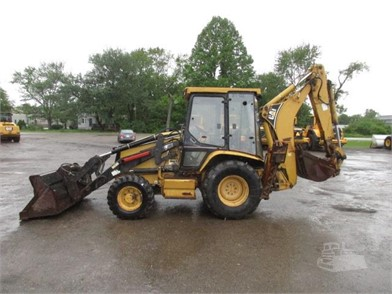 CATERPILLAR 416C IT For Sale - 10 Listings | MachineryTrader com