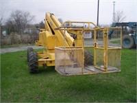 JLG 40F 40' GAS MAN LIFT | Edinburg Auction Sales, Inc,