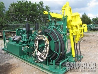 BOWEN S3 5 POWER SWIVEL W/HYD PUMP Other Auction Results - 1